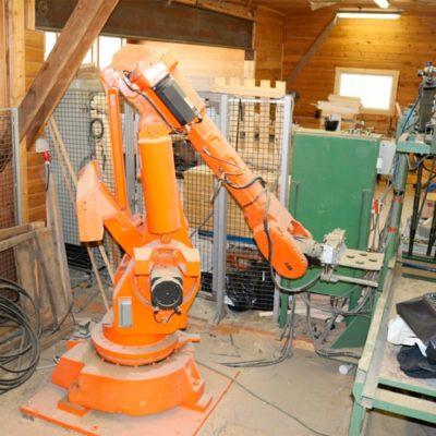 robot Slundgård
